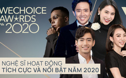 Dàn nghệ sĩ rung chuyển Vbiz năm 2020: Trấn Thành - Thủy Tiên truyền cảm hứng, Quang Đăng lên hẳn HBO vì gây bão tầm cỡ thế giới