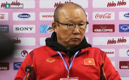 """Thầy Park chỉ ra """"tử huyệt"""" khiến ĐT Việt Nam không thắng được U22, yêu cầu lãnh đạo vào cuộc"""