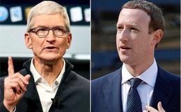 Lịch sử đối đầu giữa hai 'đế chế' Facebook và Apple