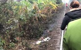 Phát hiện thi thể bé trai đang phân huỷ cạnh đường tàu