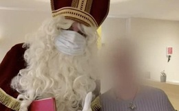 Bỉ: 18 người tử vong vì COVID-19 sau cuộc gặp định mệnh với Ông già Noel