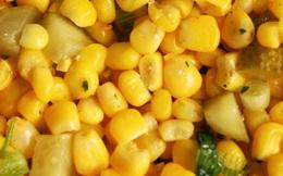 Những lợi ích sức khỏe không ngờ của bắp ngô