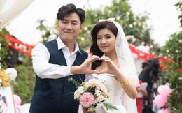Phản ứng hài hước của bà xã Quách Ngọc Tuyên khi chồng đăng ảnh cưới với người khác
