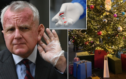 """""""Gửi ông già Noel"""": Đại sứ Mỹ mong được tặng vaccine COVID-19, nhưng Nga """"cho"""" thì không lấy"""