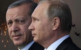 """Nga """"đa mưu túc trí"""" tung đòn trước, Thổ """"ngậm bồ hòn"""" ở Syria"""