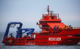 Tàu cá Nga chìm ở Bắc Cực, 17 thuyền viên có thể đã chết cóng
