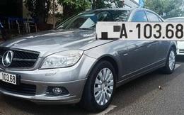 Khoe biển 'Thập tài lộc phát', chủ nhân Mercedes-Benz vẫn chấp nhận bán xe với giá rẻ hơn Kia Morning