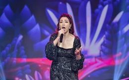 """Bị chê hát không tốt, chị ruột Hồ Quỳnh Hương """"phản pháo"""" trên sóng truyền hình"""