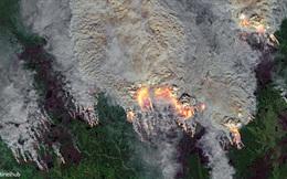 Loạt thảm họa tự nhiên 2020 qua ảnh chụp vệ tinh: Không khác nào địa ngục có thật