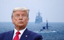 Mỹ, Israel đưa tàu hạt nhân vào vùng Vịnh: Ông Trump đảo chiều dư luận, khởi động chiến tranh?