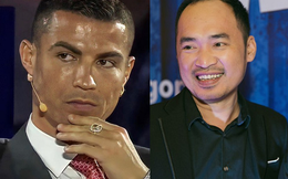 """Comment dạo"" của Tiến Luật trên Facebook Cristiano Ronaldo gây chú ý"