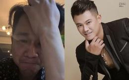 """Quách Tuấn Du gục ngã, bật khóc nức nở: """"Vân Quang Long chết rồi tôi cũng chẳng biết phải sống sao"""""""