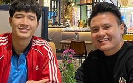 Quang Hải gọi Đức Chinh là chàng trai 'không chịu lớn' nhưng đã yên bề gia thất