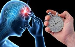 """Đột quỵ não ở Việt Nam đang ở mức """"báo động đỏ"""": Chuyên gia gửi 5 câu hỏi để người trẻ kiểm tra lối sống"""
