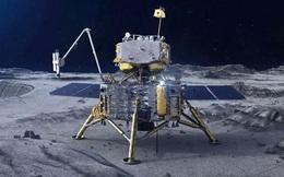 Tàu vũ trụ Hằng Nga 5 của Trung Quốc đã hạ cánh thành công xuống bề mặt Mặt trăng