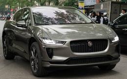 SUV chơi tiền tỷ Jaguar I-Pace đầu tiên về Việt Nam: Tăng tốc 0-100 km/h dưới 5 giây, có sạc nhanh như điện thoại