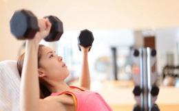 Bí kíp giảm đau cơ sau tập gym