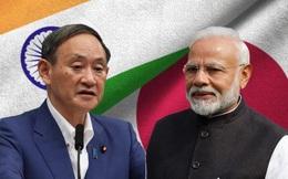 """Nhật-Ấn có cái """"bắt tay vàng"""", gửi Trung Quốc trái đắng: Báo TQ vội nhắc nhở Tokyo một điều"""
