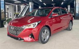 """""""Khô máu"""" với Toyota Vios, Hyundai Accent 2021 bán rẻ hơn 40 triệu đồng có gì?"""