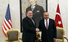 Mỹ chỉ trích Thổ Nhĩ Kỳ tại sự kiện của NATO