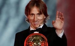 """Ngày này năm xưa: Luka Modric phá vỡ thế """"thống trị"""" của Ronaldo và Messi"""