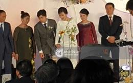 Đám cưới Công Phượng - Viên Minh & những điều độc nhất vô nhị trong làng bóng Việt