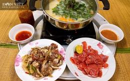 Cách làm món bò nhúng mẻ đơn giản, dậy mùi thơm, chua ngọt đủ vị