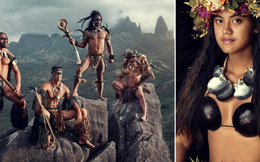 Chùm ảnh ấn tượng về bộ lạc sống tách biệt nhất thế giới ở Thái Bình Dương