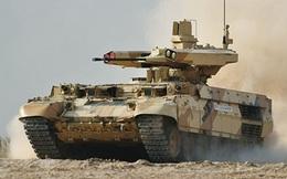"""Nga biên chế thiết giáp BMPT """"kẻ hủy diệt"""" có khả năng sống sót sau chiến tranh hạt nhân"""