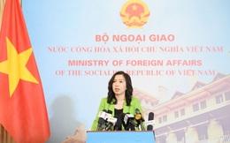 TQ khôi phục tàu du lịch ra Hoàng Sa, Việt Nam tuyên bố không có giá trị pháp lý
