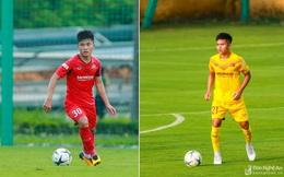 Đặng Văn Lắm và Thái Bá Sang lỡ hẹn VCK U21 Quốc gia 2020