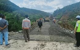 Đã thông tuyến quốc lộ 26 Đắk Lắk nối với Khánh Hoà