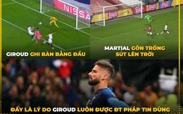 Biếm họa 24h: Giroud là tâm điểm của bóng đá thế giới
