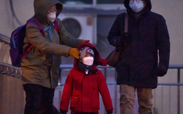 Trung Quốc cảnh báo màu cam về đợt không khí lạnh, nền nhiệt giảm tới 16 độ C