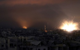 """Không nương tay: Israel giáng loạt """"đòn sấm sét"""" xuống Syria chỉ trong vòng chưa đầy 1 tuần"""
