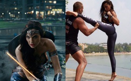 Gal Gadot mang bầu lúc quay phim và yêu cầu khắt khe phải tuân thủ khi trở thành Wonder Woman