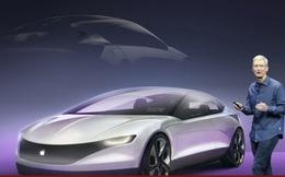 Apple Car: Phải chờ đến năm 2028