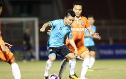 """Tấn Trường mắc lỗi, Hà Nội FC """"chết hụt"""" trước tân binh V.League"""