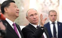"""Quyền lực tối thượng của TT Putin: """"Quân bài"""" Trung Quốc đã tung ra, Mỹ hãy dè chừng!"""