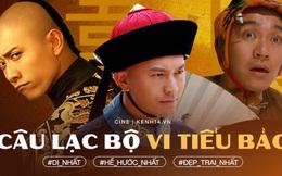 6 anh Vi Tiểu Bảo khét tiếng của Lộc Đỉnh Ký: 'Ngon mắt' nhất phải là Huỳnh Hiểu Minh, Trương Nhất Sơn thì... dị miễn bàn