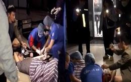 Hà Nội: Công an đang làm rõ vụ tai nạn nghiêm trọng tại chung cư Golden Land - Hoàng Huy