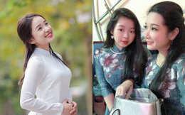Chân dung 2 con gái của NSƯT Thanh Thanh Hiền: Chị là hoa khôi, em là ca sĩ