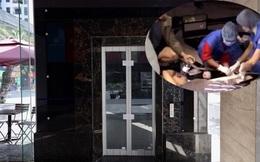 """Vụ rơi từ tầng 2 sau khi bước ra từ thang máy, chủ đầu tư nói """"việc lắp đặt thang máy là mong muốn của toàn thể cư dân"""""""