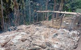 Lạng Sơn: Cãi nhau với bố mẹ, nam thanh niên châm lửa đốt nhà
