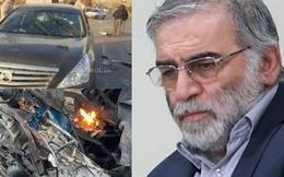 """Đặc nhiệm Iran chính thức xác nhận loại vũ khí """"cực kỳ tinh vi"""" hạ sát chuyên gia hạt nhân"""