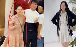 Quỳnh Anh xả vai mẹ bỉm sữa 1 hôm, Duy Mạnh phải vào tấm tắc: Trông như gái chưa chồng!