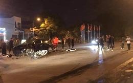 Xe máy va chạm với ô tô: 2 sinh viên tử vong, 1 người bị thương nặng