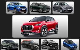 Những điều không thể không biết về chiếc SUV mới giá chỉ 150 triệu đồng của Nissan