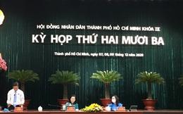 Kỳ họp 23 HĐND TP.HCM: Bầu bổ sung 2 Phó Chủ tịch UBND TP.HCM