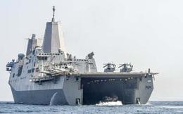 Khám phá sức mạnh 2 siêu tàu đổ bộ Mỹ đang đến Biển Đông